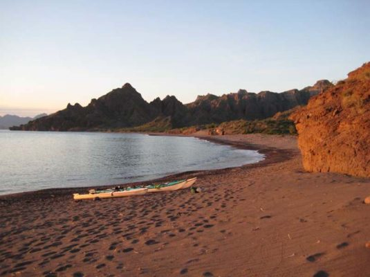 baja mexico's beautiful sandy beaches