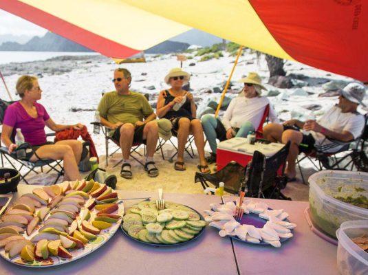 group baja kayaking trips