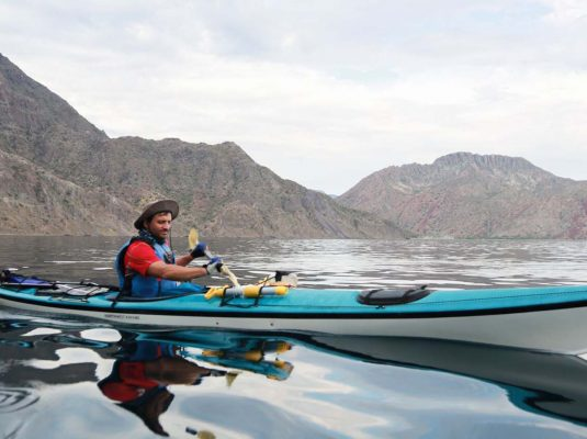 kayaking the sea of cortez from mulege to loreto